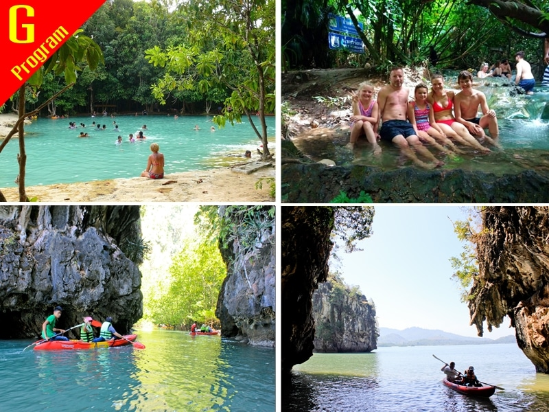 jungle tour krabi